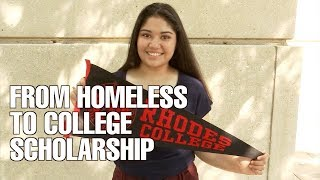 Homeless High School Student Graduates and Gets Scholarship
