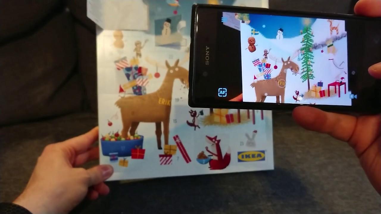 Wie Bekommt Man Die Ikea Adventskalender App Zum Laufen Youtube