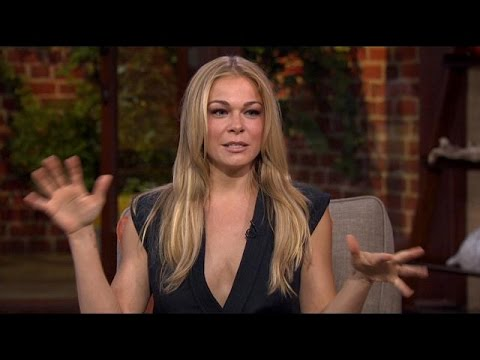 LeAnn Rimes Talks About Life In Public