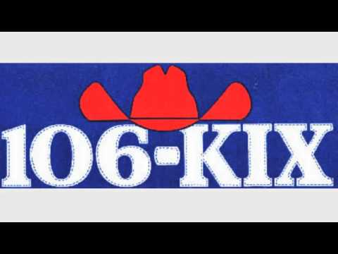 WSKX Kix106 Norfolk - 1987