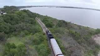 Lighthouse train