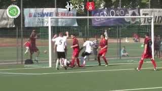 3Ecken1Elfer - 1.FSV Schierstein 08 vs.  Spvgg Amöneburg_07.06.15