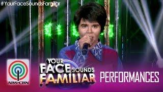 "Your Face Sounds Familiar: Melai Cantiveros as Fred Panopio - ""Pitong Gatang"""