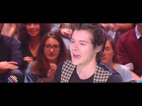 Harry Styles speaking French - 2017