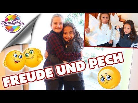 RIESEN PECH und FREUDE ZUGLEICH - Urlaub geht SCHIEF - Family Fun