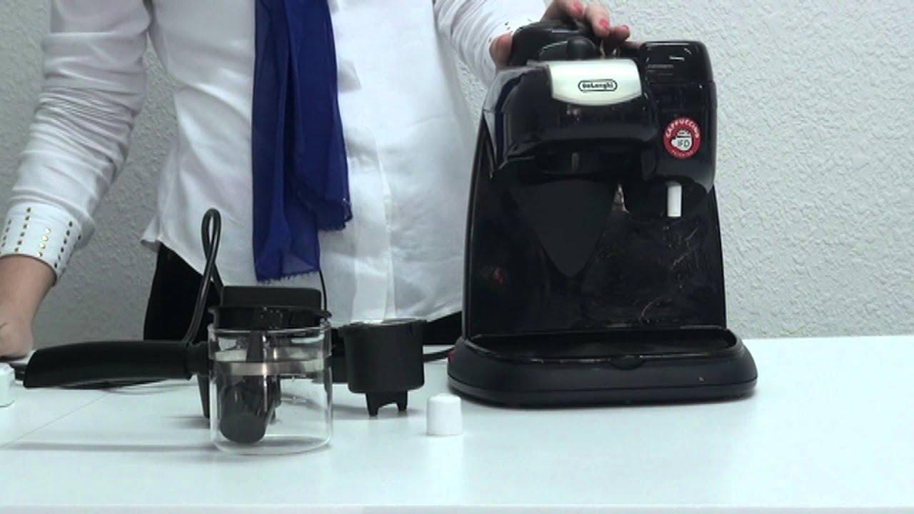 Delonghi Coffee Maker Ec9 Manual : Q?HV?D?ML?Y?N DELONGHI EC9 - YouTube