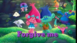 04 Forgive me (Show version)  Trolls The Beat Goes On Soundtrack