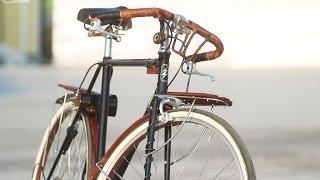 видео велосипед городской в Киеве