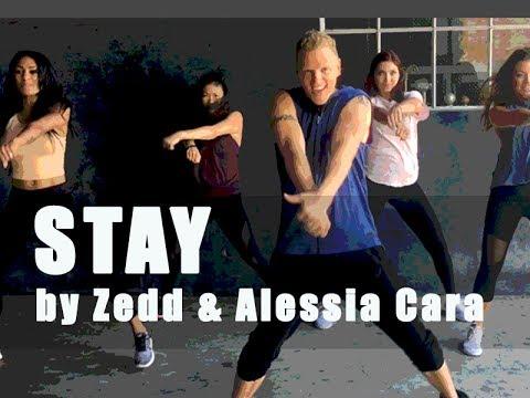 Stay - Zedd & Alessia Cara - PlyoJam with Jason