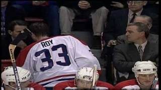 Patrick Roy Moments: The End in Montreal