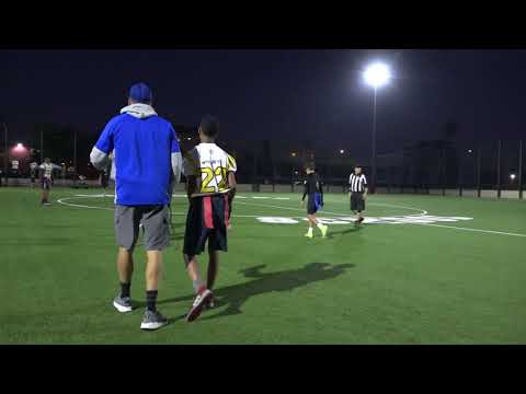 William Flag Football Championship with Crossroad School 11-08-19