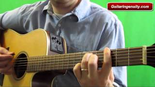 How To Play Amazing Grace On Guitar - Amazing Grace Guitar Chords