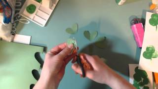 Mix It Up Monday @ The Crafty Maven Getaway ~ St. Patrick's Day Crafts