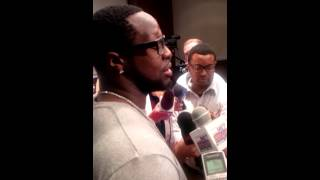 Bucs defensive tackle Gerald McCoy