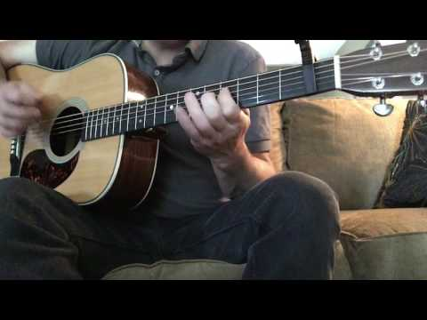 The Tragically Hip - The Darkest One - Acoustic Cover