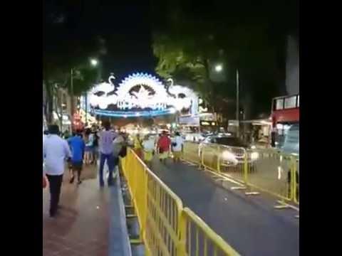 Diwali in Singapore's Little India  - Singapore Little india - Deepavali Arch
