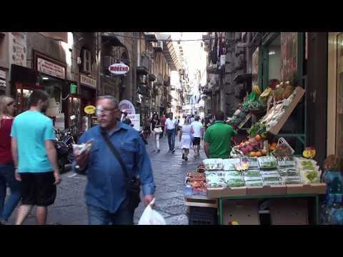 Un voyage à Naples