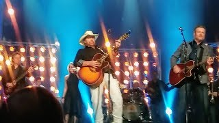 Toby Keith and Blake Shelton Should've Been A Cowboy ACM Awards 2018