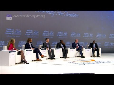 World Energy Congress | Disruptive Business Models: Reshapin