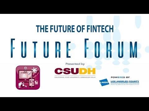 The Future of FinTech - FUTURE FORUM