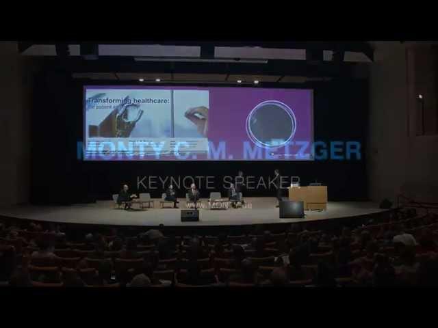 Healthcare's Digital Future - Keynote Speech by Monty C. M. Metzger