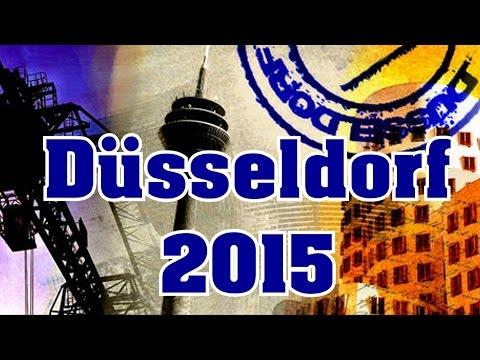 Düsseldorf - Führung, Filme, Zirkusclowns