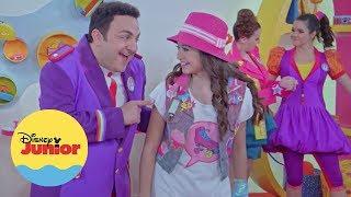 Download Angie Visita el Monorriel  I Momentos Mágicos I Karol Sevilla en Junior Express