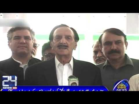 PML N leaders lash out at opposition over objections on JIT in Panama case