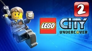 Lego: City Undercover - Cherry Tree Bank Robbery - Part 2