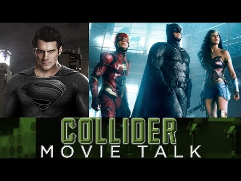 Zack Snyder Says Superman Plays A Big Role In Justice League, Alien 5 Update - Collider Movie Talk