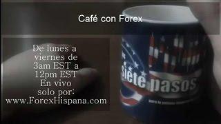 Forex con café - 12 de Enero 2016