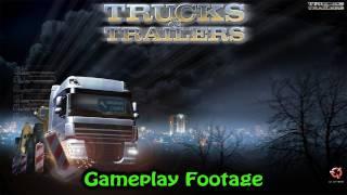 Trucks & Trailers - Gameplay Footage
