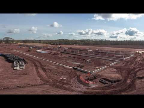 IEC Poultry Build- Timelapse construction video