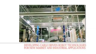 "Industrial Manufacturing by TECNALIA at ""Salon Industrie 2013"""