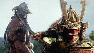 For Honor - Vikings Hate Samurai