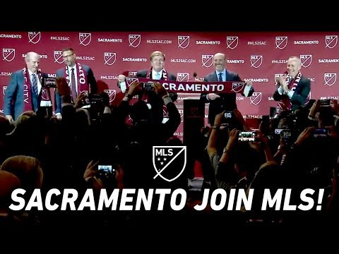 Sacramento Republic FC Becomes the 29th MLS Team! | Expansio