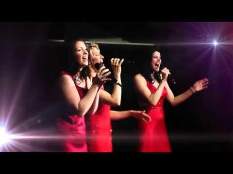 Leinup Künstleragentur & Events - Elegantes Damen-Show-Trio