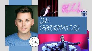 Davide Lovera - Live Performance (Royal Caribbean Group)