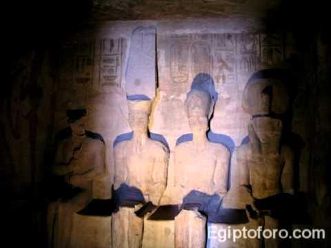 El culto al dios Amon en el Antiguo Egipto