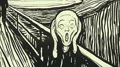 Edvard Munch   Der Schrei