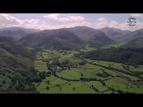 Lake District National Park from Above - Our Best Bits (HD)