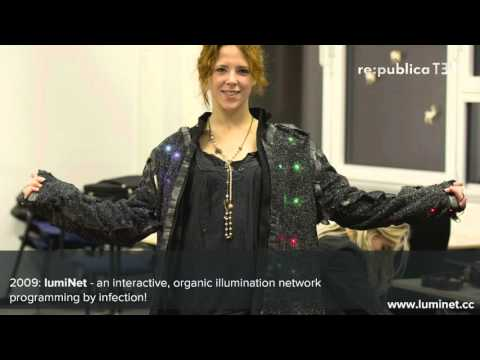 re:publica 2016 – René Bohne: The Internet of Textile Things on YouTube