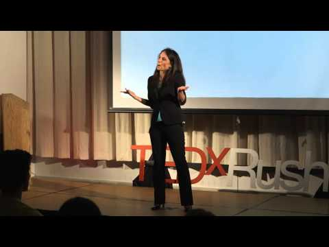 Moved by Music | Jenni Rook | TEDxRushU