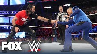 Relive 2018 Survivor Series: Seth Rollins vs Shinsuke Nakamura   WWE ON FOX