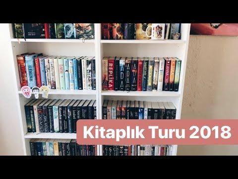 Kitaplık Turu | 2018