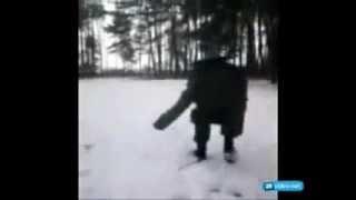 Прикол в армии  Карлик  Мега РЖАК +100700