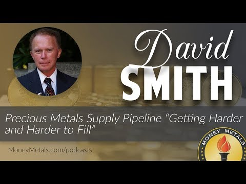 Precious Metals Supply Pipeline Getting Harder & Harder to Fill