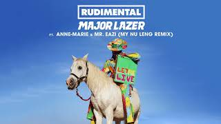 Rudimental X Major Lazer  Let Me Live... @ www.OfficialVideos.Net