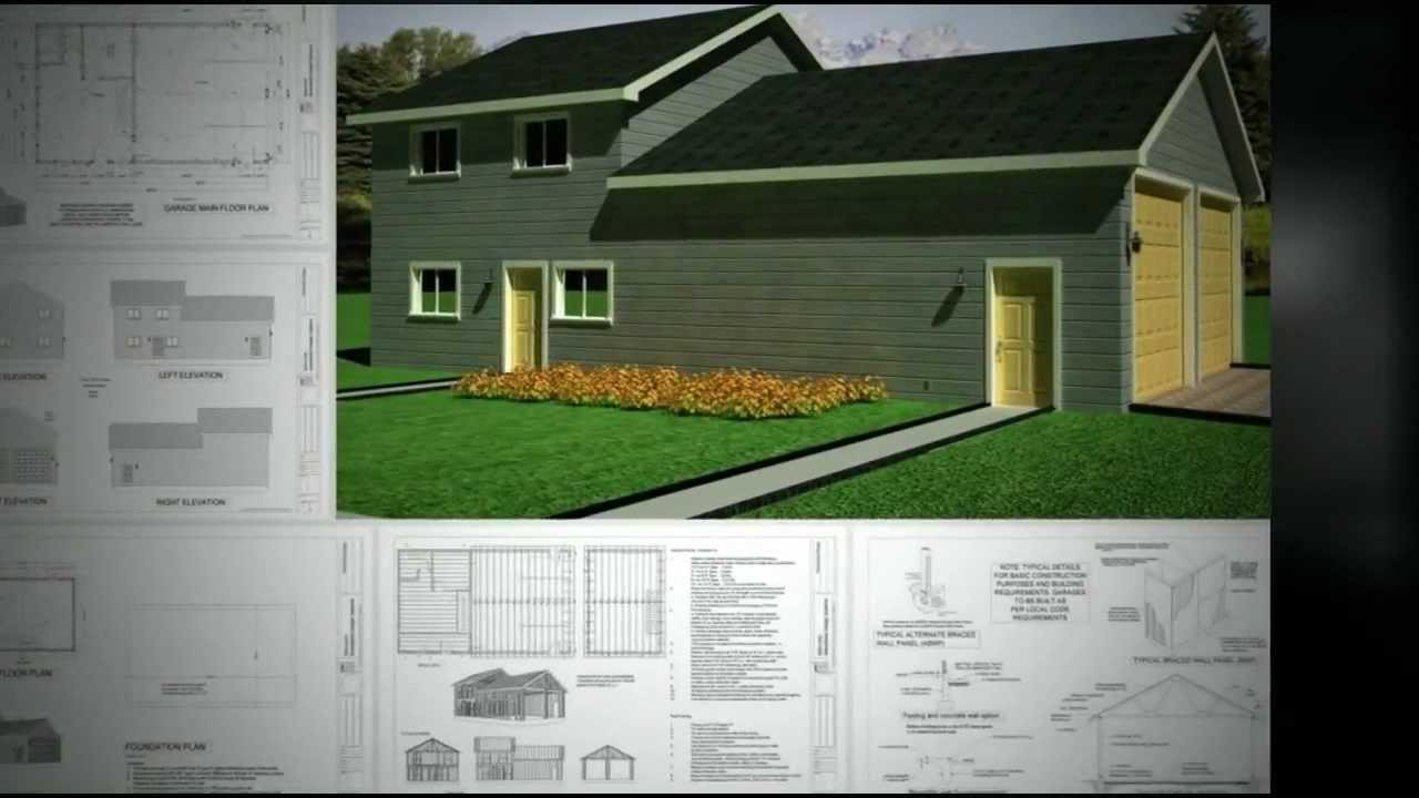 Garage Apartment Designs Cheap And Downloadable Youtube