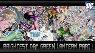 [Green Lantern:Brightest day part 1]comic world daily